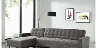 Sofás chaise longue, (nuestra selección desde 276 €)