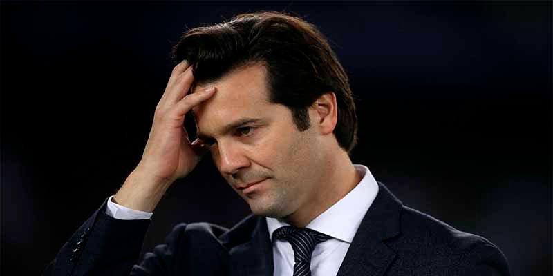 """Solari intenta desviar la atención sobre la indisciplina de Bale poniendo el """"foco"""" en el clásico"""