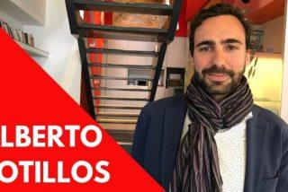 """Alberto Sotillos: """"Después de leerlo sí me creo que el libro lo haya escrito Pedro Sánchez... o su abuela"""""""