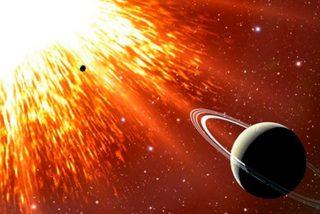El polvo cósmico, materia prima para la construcción de estrellas y planetas, se forma en las supernovas