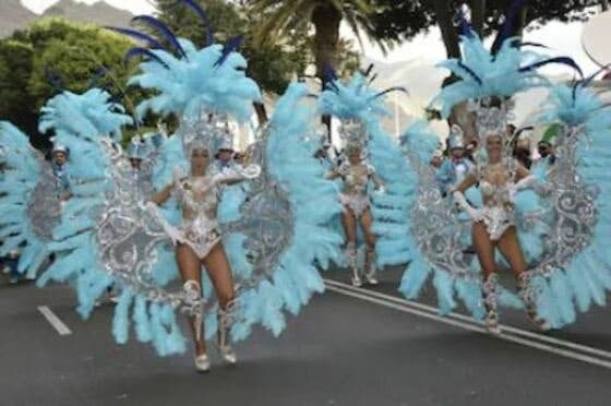 Carnaval Tenerife - fechas Carnavales