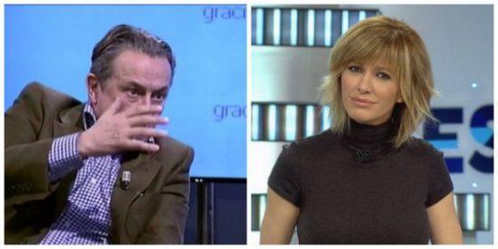 """Hermann Tertsch no se corta un pelo con la famosa presentadora que """"vive de España como Rufián"""""""
