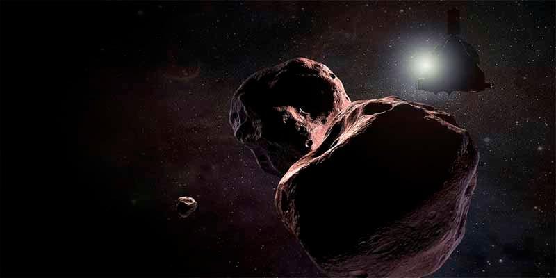NASA: La nave New Horizons envía las imágenes más nítidas de Ultima Thule