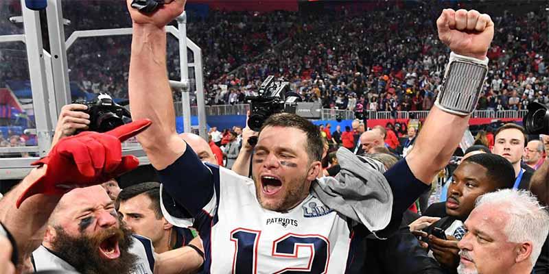 'Super Bowl': Los Patriots de Tom Brady agrandan su leyenda con el sexto título