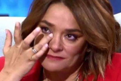 Toñi Moreno hundida por el rotundo fracaso de audiencia de 'Mujeres y Hombres'