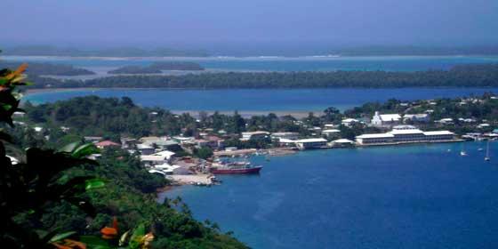 Lugares más remotos del mundo: Tonga