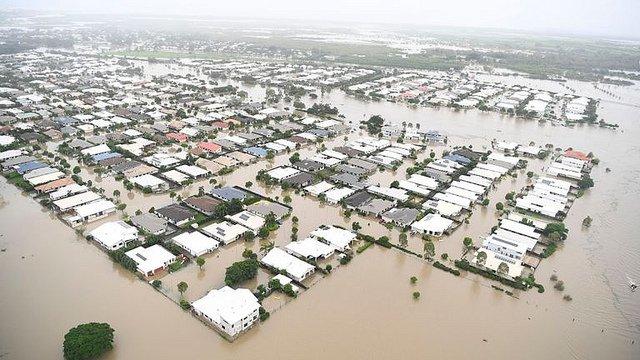 Dolor de Francisco por las víctimas de las inundaciones en Australia