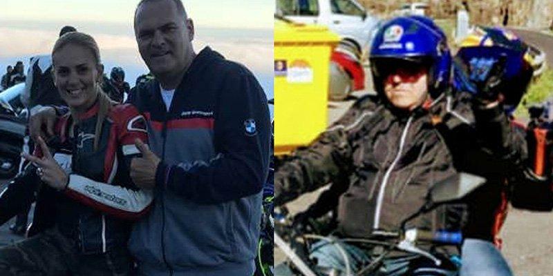 Tragedia motera: dos familias rotas tras un choque frontal con cuatro muertos