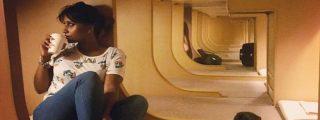 ¿Sabías que los trenes nocturnos japoneses parecen normales por fuera, pero son un oasis de paz por dentro?