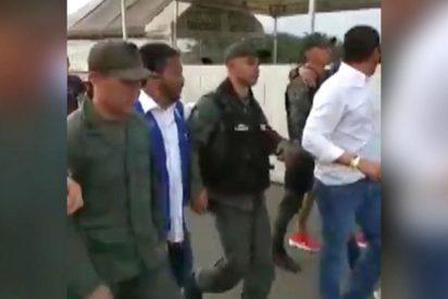 Desertan cuatro miembros de la Guardia Nacional Bolivariana que custodiaban la frontera con Colombia