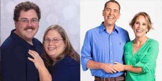 EE.UU.: La pareja que perdió 108 kilos tras dejar de comprar burritos las 24 horas del día