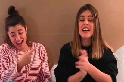 La youtuber Dulceida está desatada y cuenta todas sus intimidades de cama con Alba Paul