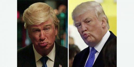 La 'amenaza' de Donald Trump a Alec Baldwin que indigna a las redes sociales