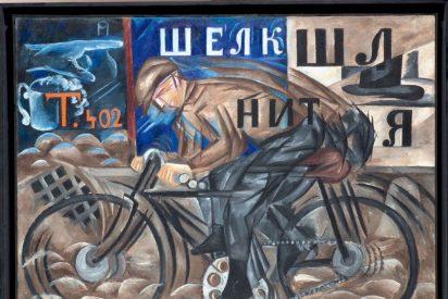 Arte y revolución en Rusia