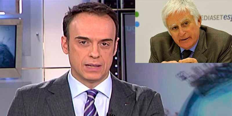 Paolo Vasile, el capo de Mediaset, despide a 11 trabajadores, entre ellos el presentador de deportes Jesús María Pascual