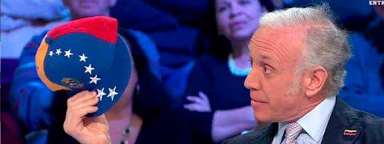 """Eduardo Inda: """"Venezuela es una narcodictadura y Nicolás Maduro un asesino"""""""
