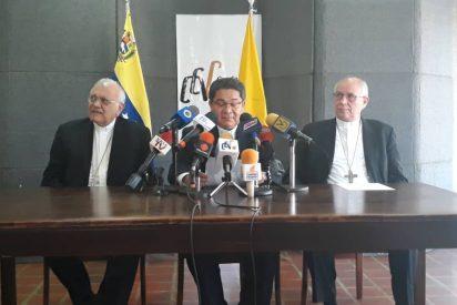 Los obispos venezolanos piden al régimen que deje entrar la ayuda humanitaria