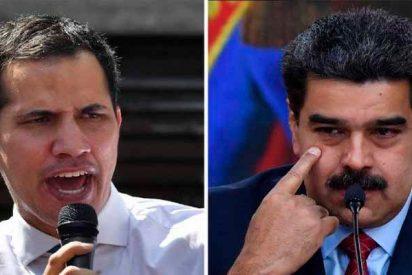 """El conflicto por la ayuda humanitaria en Venezuela: Guaidó """"Sí"""", Maduro """"No"""" y venezolanos muriendo"""