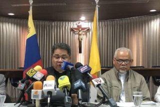 """La Iglesia exige """"un cambio político que lleve a elecciones libres y legítimas"""" en Venezuela"""