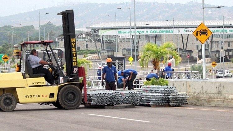"""Cúcuta convierte en """"día cívico"""" la jornada del festival """"Venezuela Aid Live"""""""