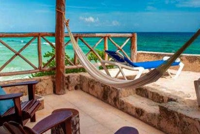 Hoteles eco-friendly en Cozumel: Ventanas al Mar