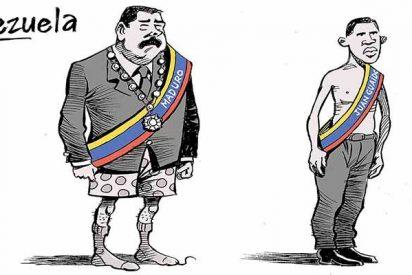 ¡Españoles! : a por los verdugos chavistas y sus cómplices, que los tenemos rodeados