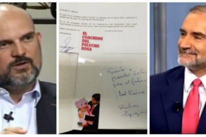 'Zasca' de los buenos a Euprepio Padula, nuevo 'hater' de Vox, sacándole sus antiguos elogios a Santi Abascal