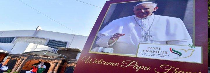 El catolicismo en la península arábiga que espera al Papa