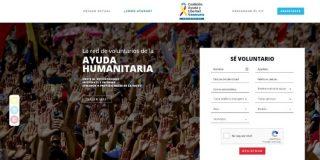 La dictadura de Maduro hackea la web de voluntarios que entregarían la ayuda humanitaria