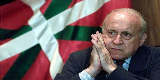Muere Xabier Arzalluz, el cínico dirigente del PNV que decía que ellos recogían los frutos de ETA