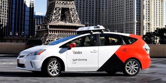 Así es`Yandex´el Google ruso que se abre camino hacia la era del coche autónomo