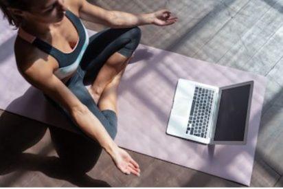 Accesorios de yoga para casa