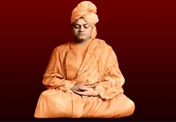 Swami Vivekananda yoga