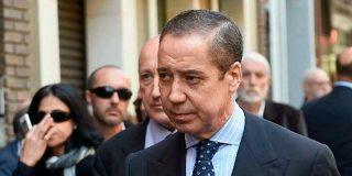 La juez deja en libertad a Zaplana pero no por sus problemas de salud