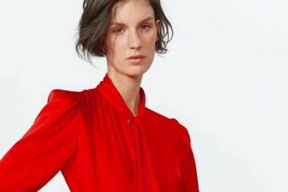 Ni te imaginas por qué este vestido de Zara se agotó en todas las tallas nada más salir