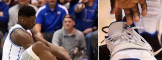 Puma se burla de Nike tras la rotura de una zapatilla que lesionó a una estrella del basket