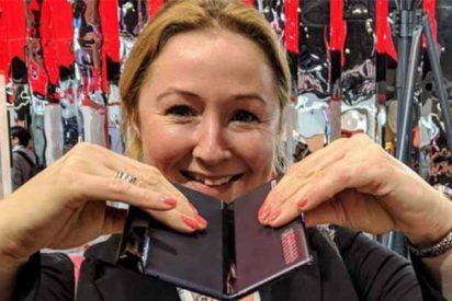 Mobile World Congress: la sorpresa de la periodista de la BBC al ver que la feria está dominada por hombres