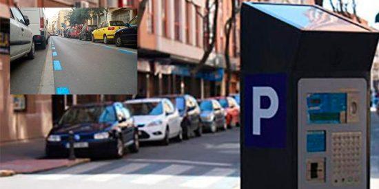 ¿Sabes en qué lugar los vehículos eléctricos no tendrán que pagar tasas en la zona azul?