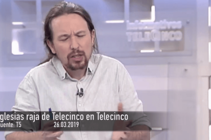 """'Coletas' Iglesias contra Amancio Ortega: """"La Democracia es no depender de la caridad de un millonario"""""""