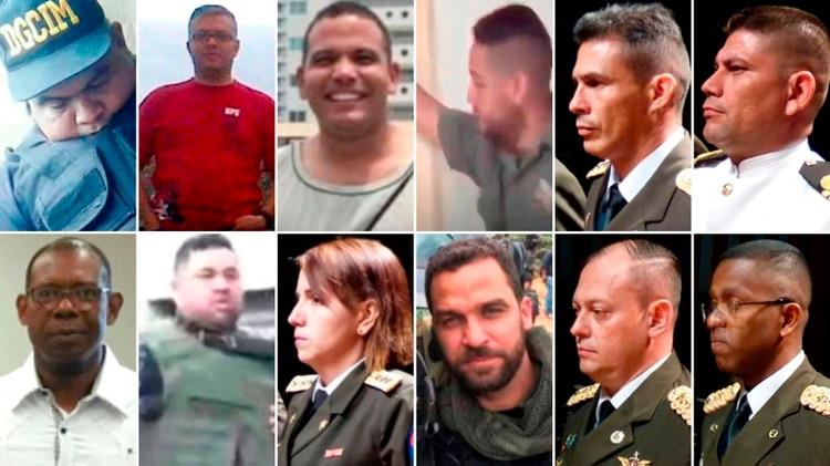 Los 12 torturadores más crueles de Nicolás Maduro