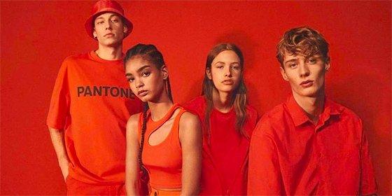 Pantone se apodera de la nueva colección de BERSHKA y así la lucen nuestras influencers