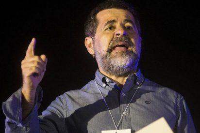 """Jordi Sánchez llama """"hijo de puta"""" a un capitán de la Guardia Civil y se retrata como lo que es"""