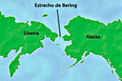 Calentamiento Global: El gélido Estrecho de Bering, casi libre de hielo a principios de marzo