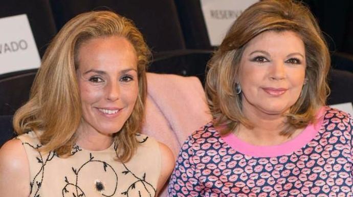 Lo que hay detrás de la traición de Terelu Campos a su amiga Rocío Carrasco