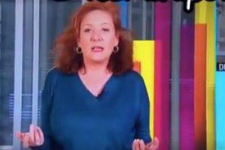 ¿Está borracha como una cuba Fallarás en esta intervención en TV3?