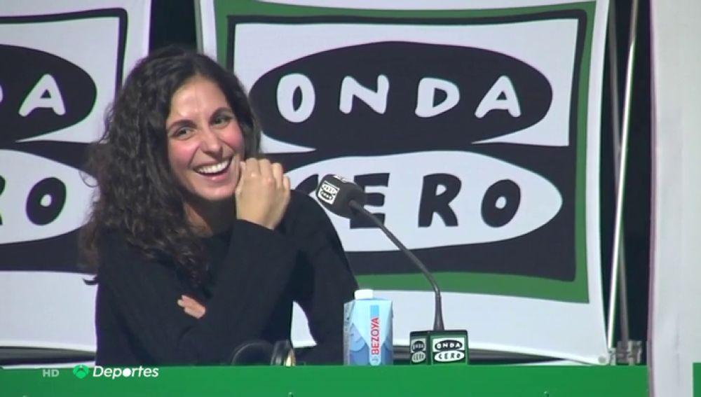 La novia de Rafa Nadal revela a Julia Otero su secreto mejor guardado