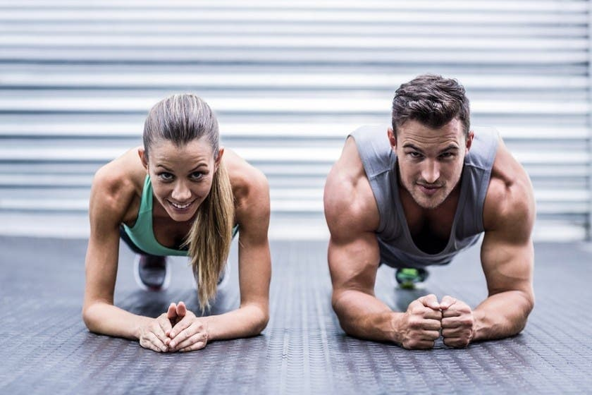 'Coupleworkout': A partir de hoy, lo vas a querer practicar cada día