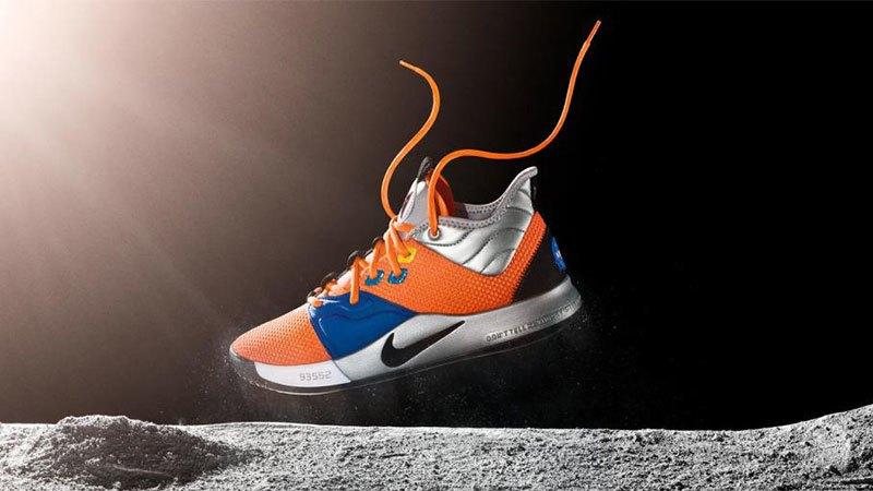 Zapatillas: las de Nike diseñadas por la NASA que no pueden ser más top