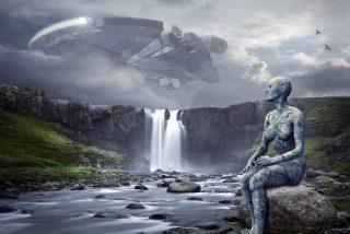 ¿Y si los extraterrestres nos observan a distancia como si la Tierra fuera un zoológico?