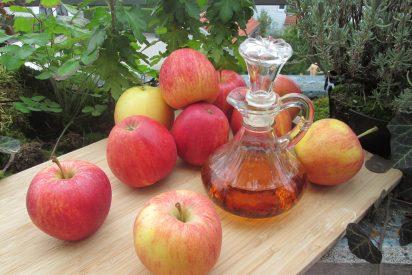 Dieta: ¿es el vinagre de manzana la solución definitiva para perder peso?